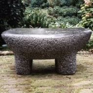 Bench, 2000, arduin, 135 x 50 x 60 cm