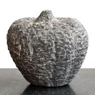 Papaver, 2011, arduin, 18 x 18 x 17 cm