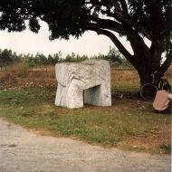 1994, Trionfo, marmer, 170 x 120 x 150 cm, Nuevo Gerona, Cuba