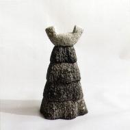 Dress, 2005, aeduin, 56 x 32 x 20 cm